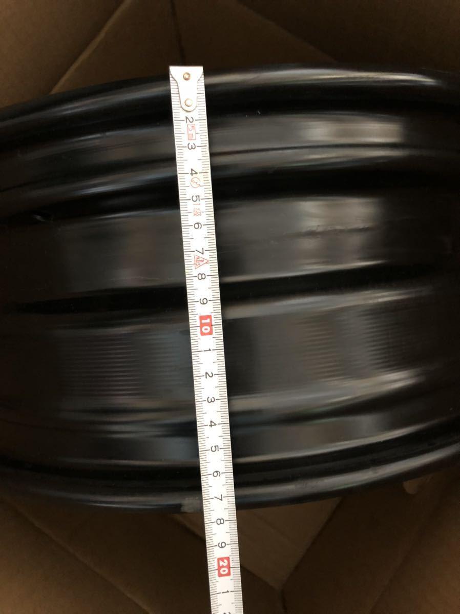 J15x6J DOT 620/6S4 8 T スチールホイール 鉄 ブラック (4本セット)_画像7