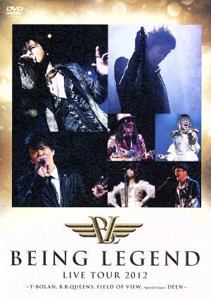 """""""BEING LEGEND""""Live Tour 2012-T-BOLAN,B.B.QUEENS,FIELD OF VIEW Spe_画像1"""