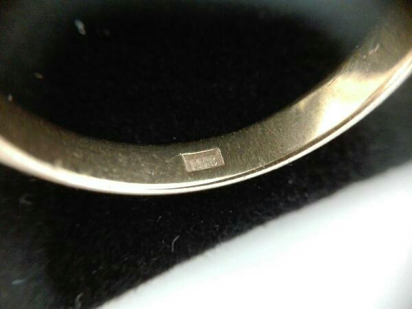 K18 750 指輪 リング 10号 2.0g レディースアクセサリー 貴金属 18金_画像4
