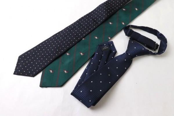 美品良品のみ キッズネクタイ Jプレス/コムサ 人気ブランド 3点セット ワンタッチ 子供用ネクタイ まとめて まとめ売り
