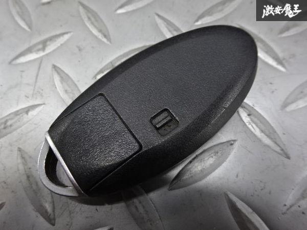 日産純正 C25 セレナ キーレス キーレスエントリー スマートキー 鍵 両側パワスラ 4ボタン 単体 BPA0M-11_画像2