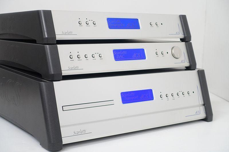 ■□dCS Scarlatti DAC DSD/PCM D/Aコンバーター スカルラッティ メンテナンス済 正規品