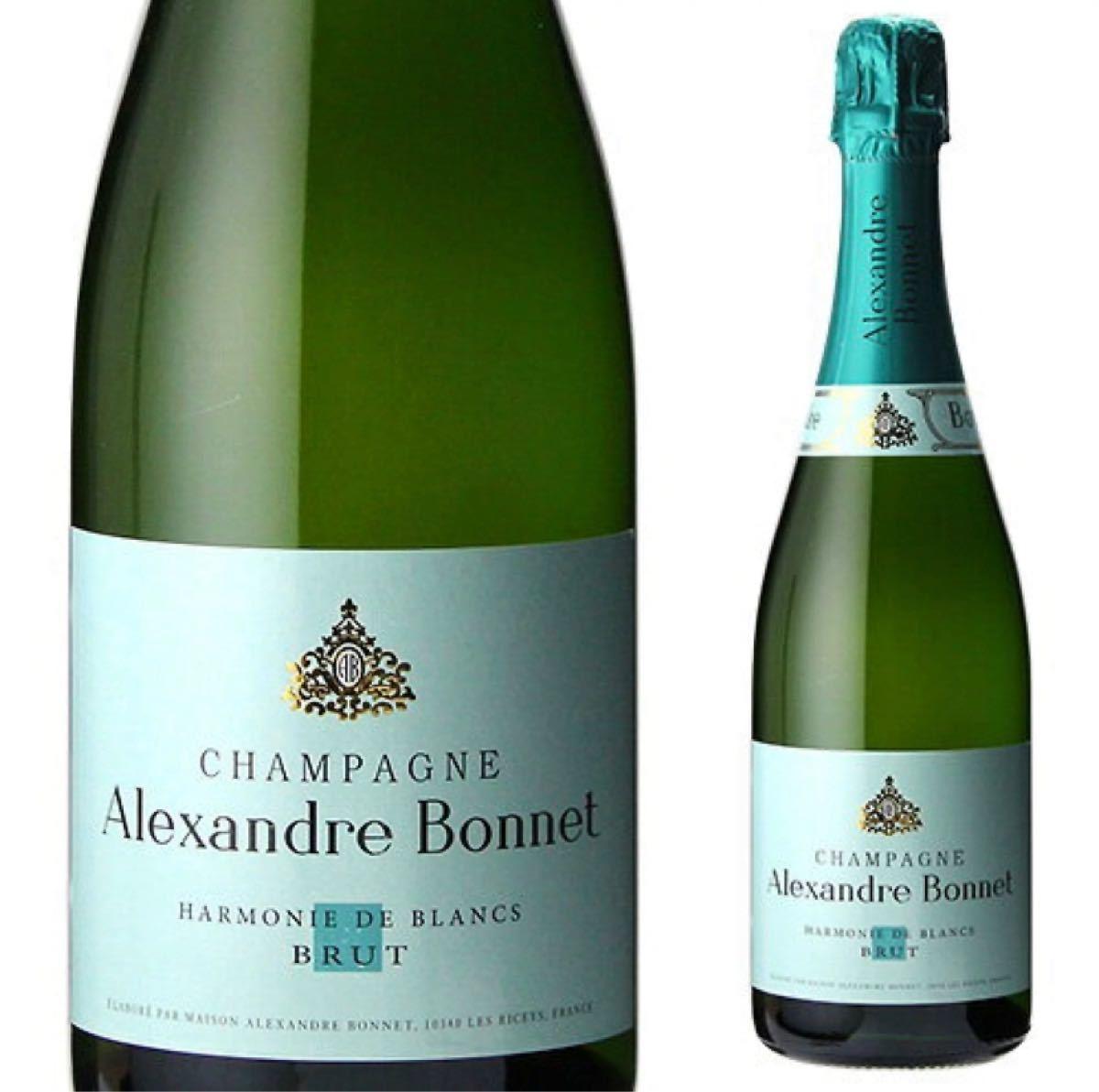 3本セット!激安!高級シャンパン アレクサンドル・ボネ ドンペリ シャンパーニュ