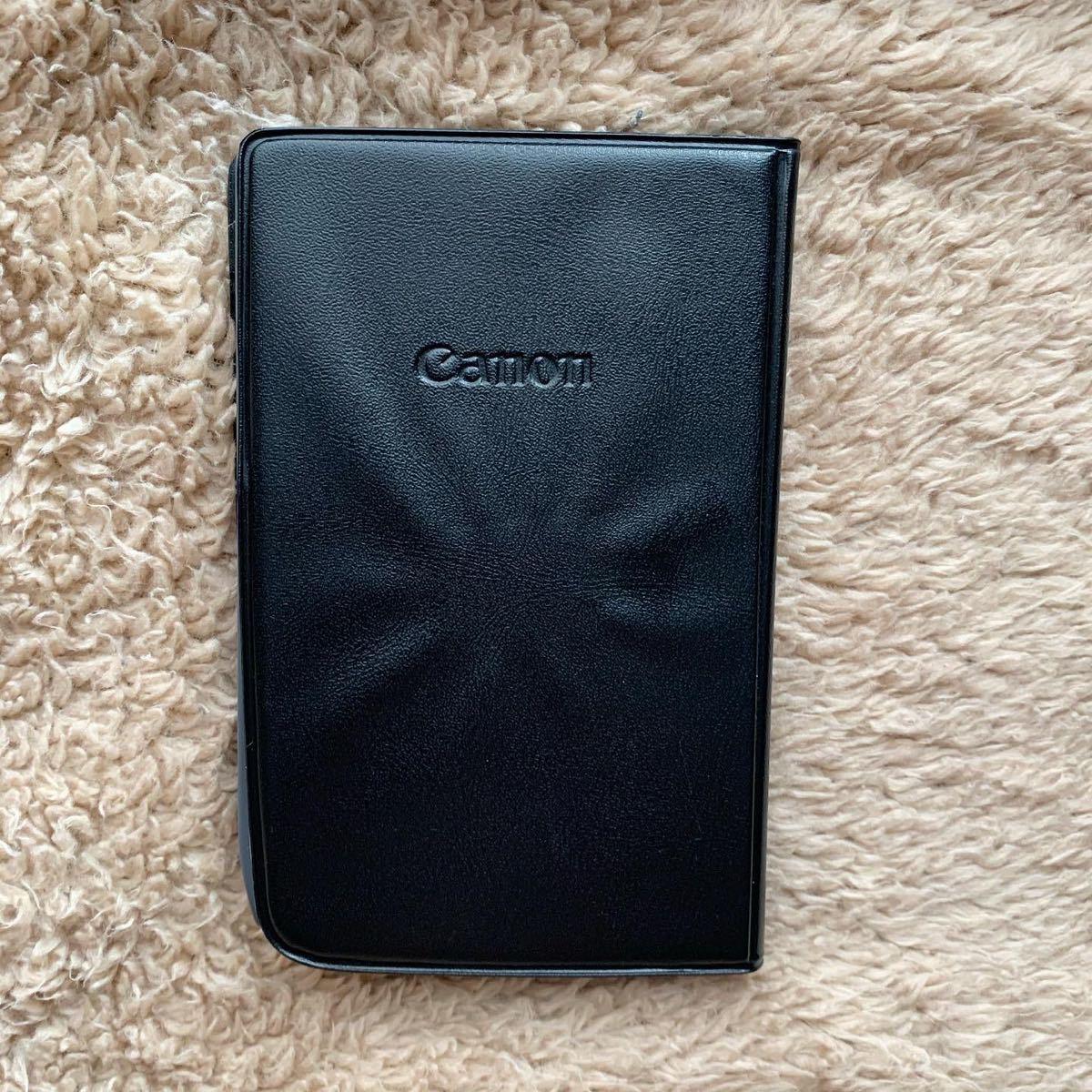 CASIO 電卓 Canon 12桁