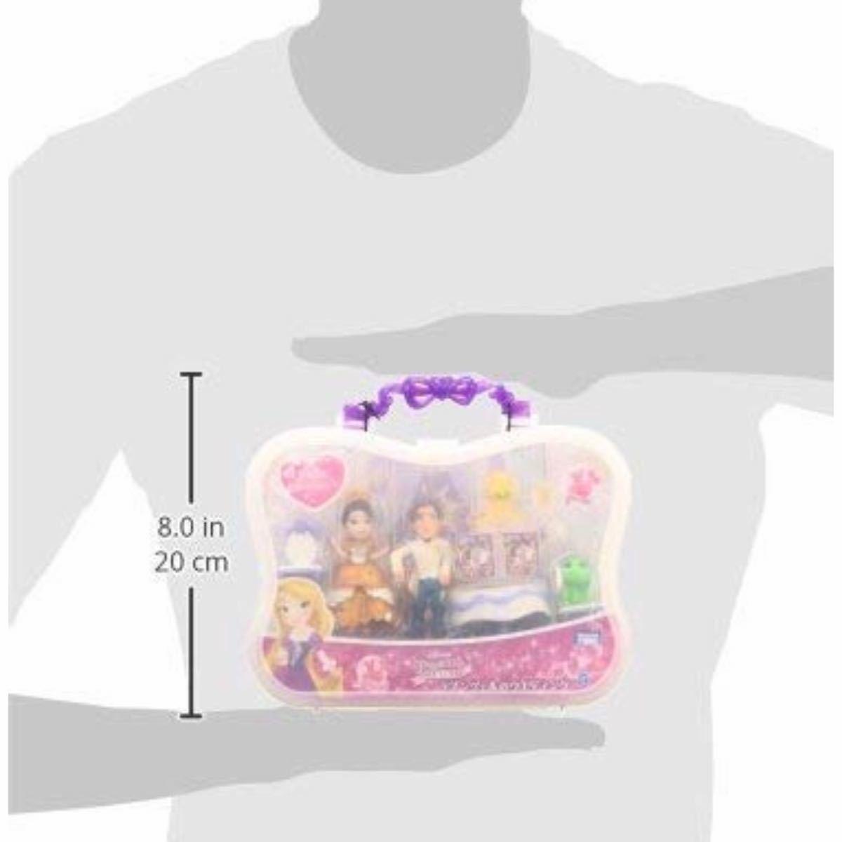 ディズニー ラプンツェル プリンセス 女の子 アクセサリー 着せ替え 人形 セット クリスマス プレゼント 誕生日 お年玉
