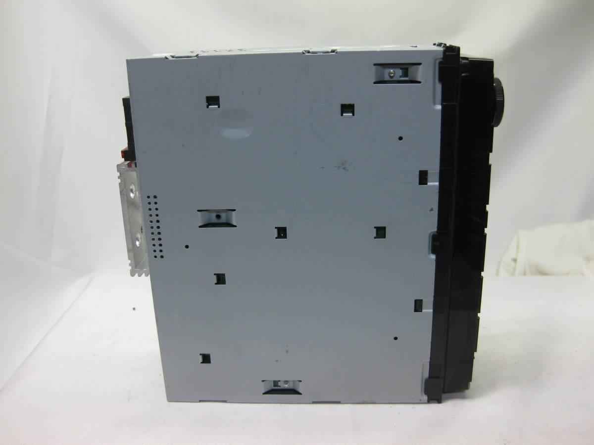 M-2278 KENWOOD ケンウッド U330W MP3 フロント USB AUX 1Dサイズ CDデッキ 補償付_画像8