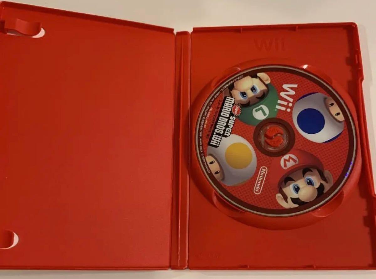 「New スーパーマリオブラザーズ Wii」任天堂