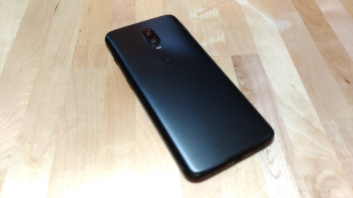 one plus 6T A6010 8/128GB ジャンク_画像2
