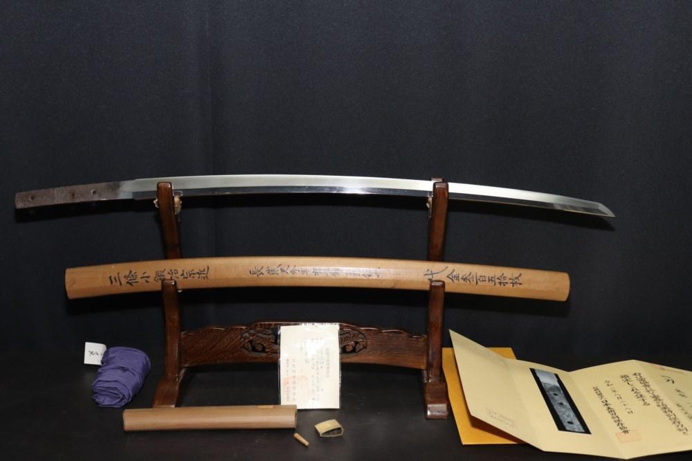 (AL-90)刀◆無銘 千手院◆日本美術刀剣保存協会特別保存鑑定書付◆鎌倉時代