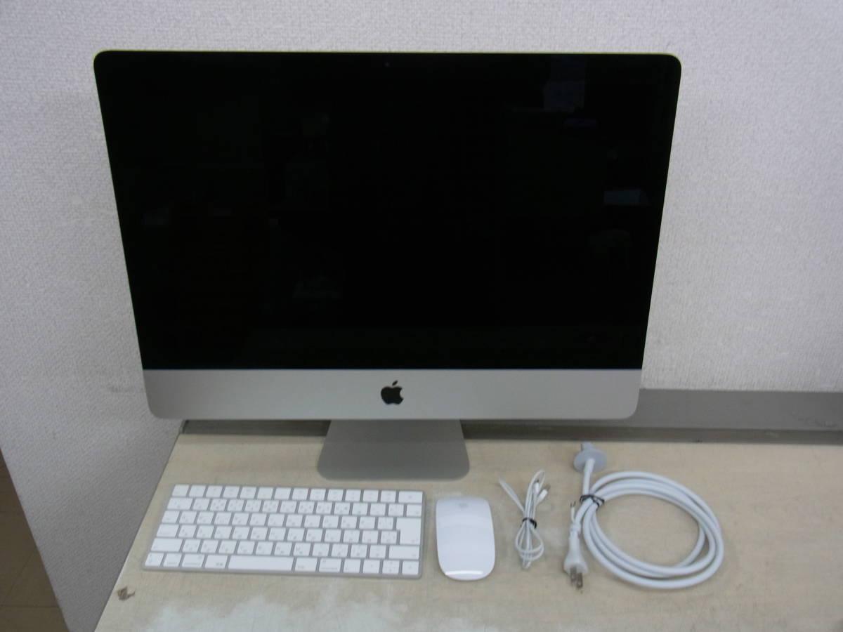 ■Apple■iMac Retina 4Kディスプレイモデル [MRT32J/A]■中古■ ★即決★_画像1