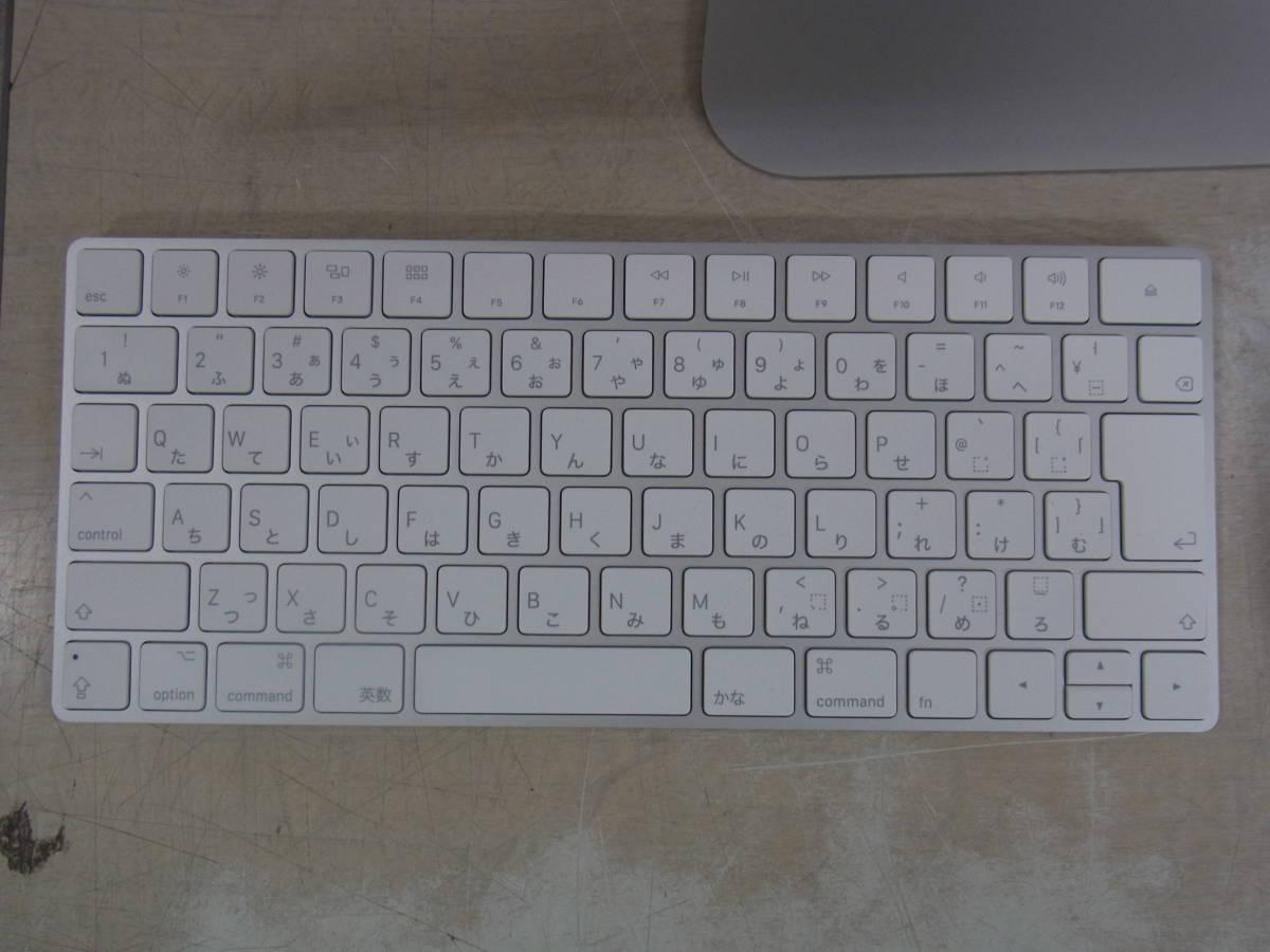 ■Apple■iMac Retina 4Kディスプレイモデル [MRT32J/A]■中古■ ★即決★_画像2