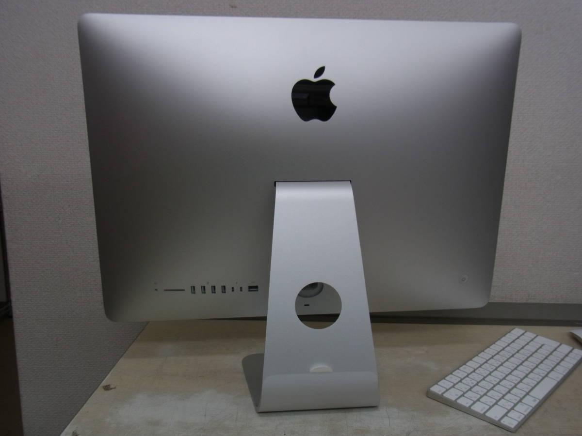 ■Apple■iMac Retina 4Kディスプレイモデル [MRT32J/A]■中古■ ★即決★_画像5