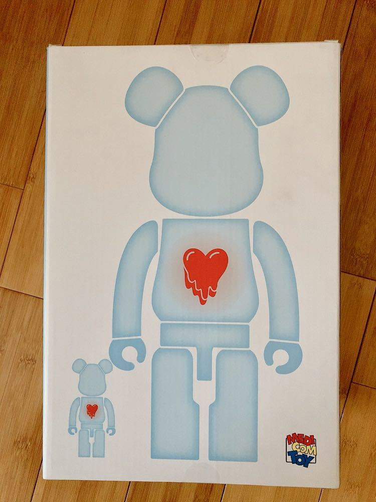 ベアブリック BE@RBRICK EMOTIONALLY UNAVAILABLE 400% のみ_画像4