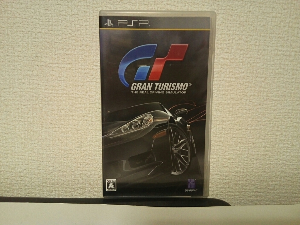 【送料無料】PSP グランツーリスモ GRAN TURISMO