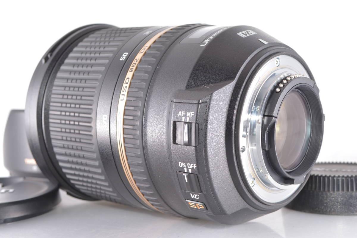 ニコン用 タムロン TAMRON SP 24-70mm F2.8 Di VC USD #h2981_画像4