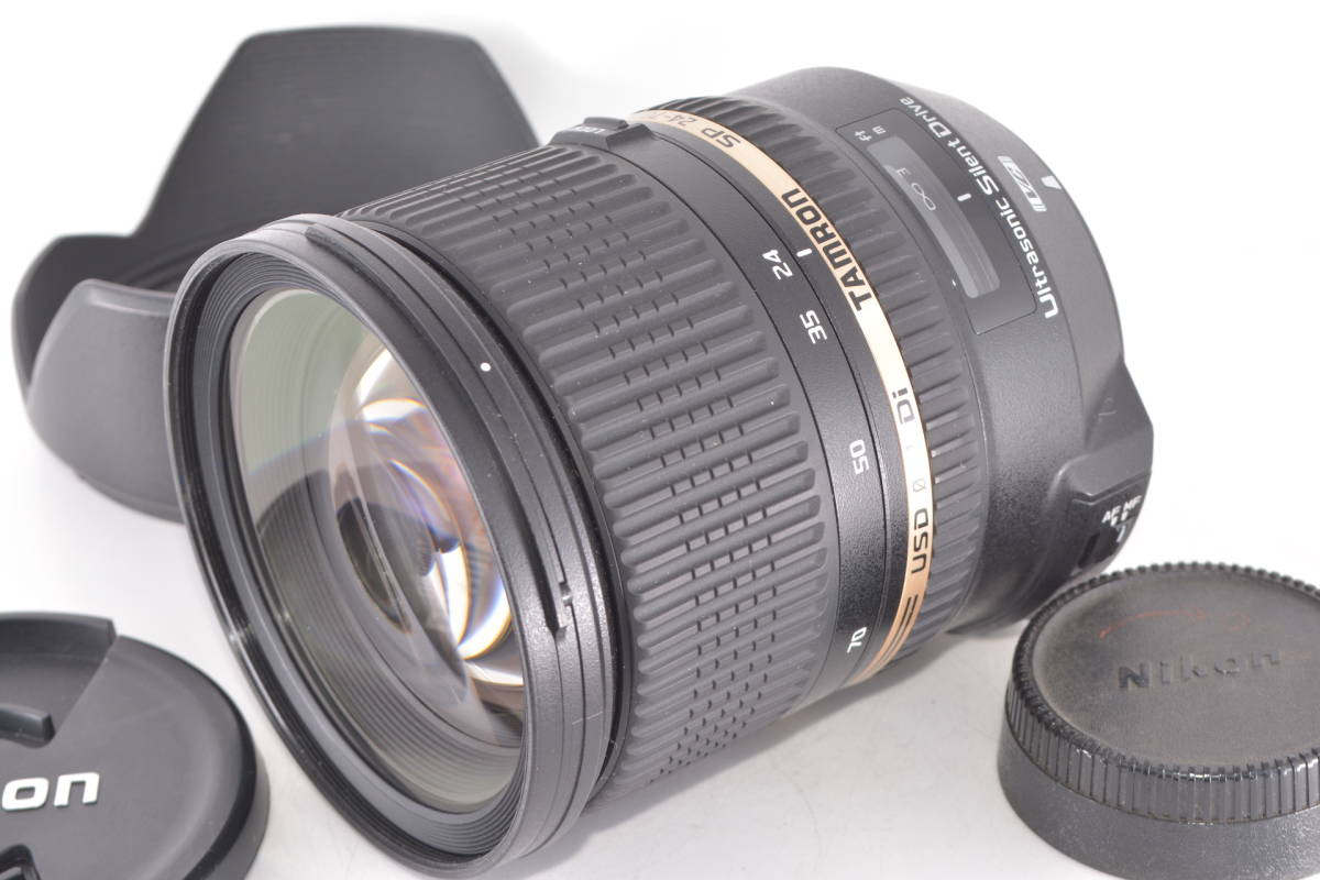 ニコン用 タムロン TAMRON SP 24-70mm F2.8 Di VC USD #h2981_画像2