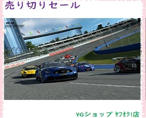 在庫処分!!【PS4】グランツーリスモSPORT PlayStation Hits_画像2