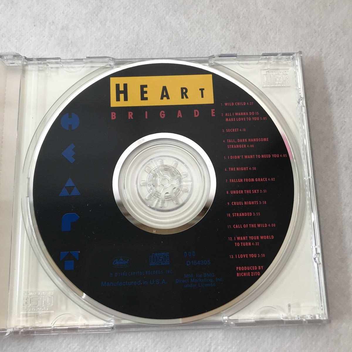CD HEART BRIGADE