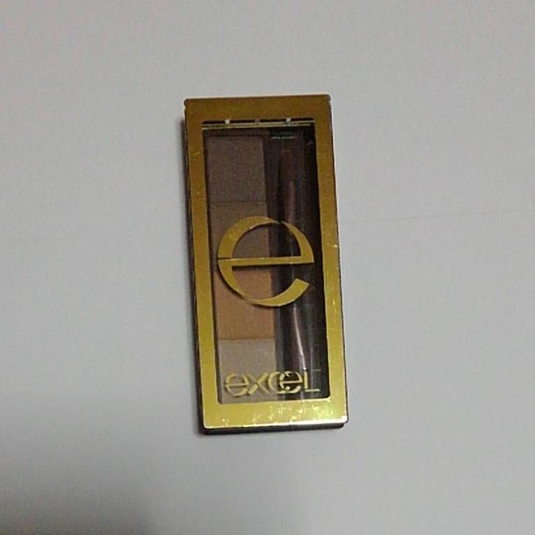 エクセル スタイリング パウダーアイブロウ SE02