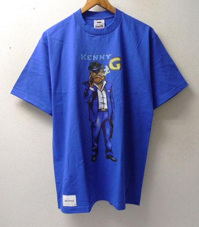 ラッパー Kenny g