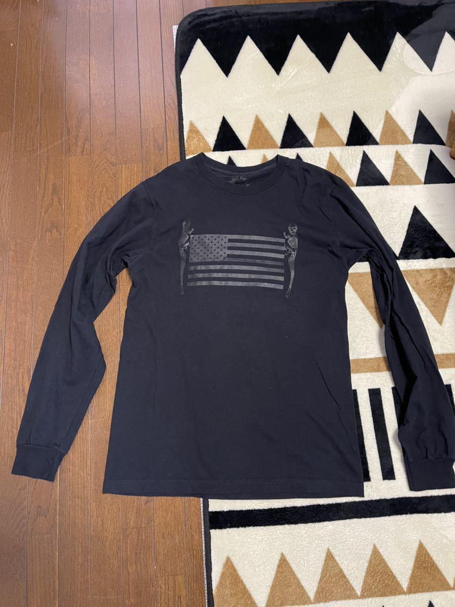 クロムハーツ ロング Tシャツ 美品 _画像1