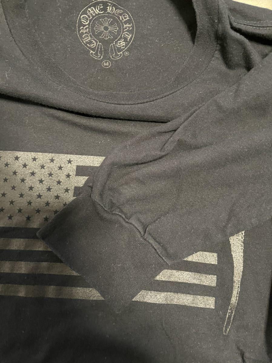 クロムハーツ ロング Tシャツ 美品 _画像5