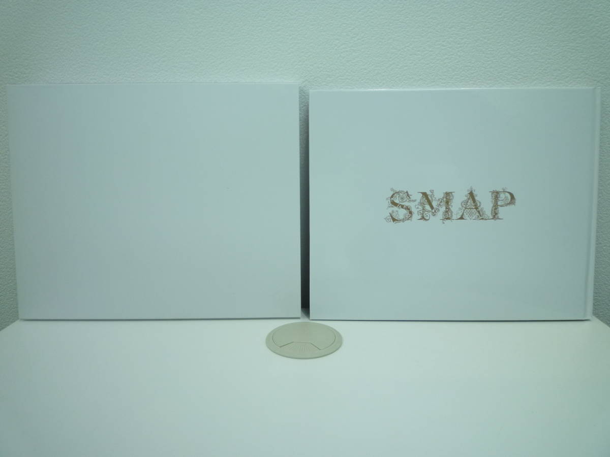 【送料無料】≪ファンクラブ限定/非売品≫『SMAP 25周年記念写真集』FC限定①