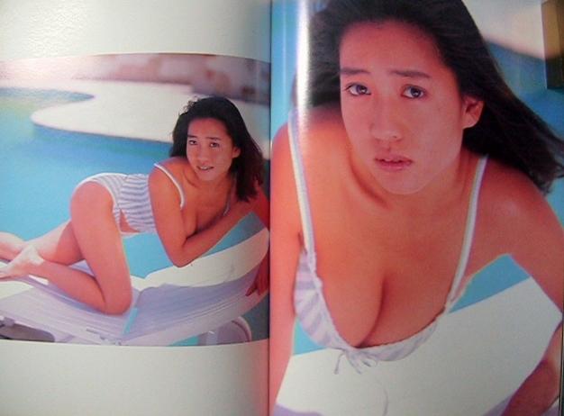 細川ふみえ 写真集『あなたに愛されたくて』_画像3