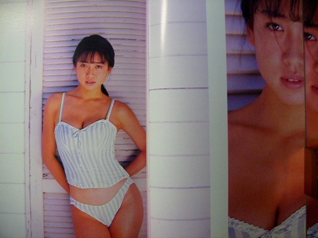 細川ふみえ 写真集『あなたに愛されたくて』_画像1
