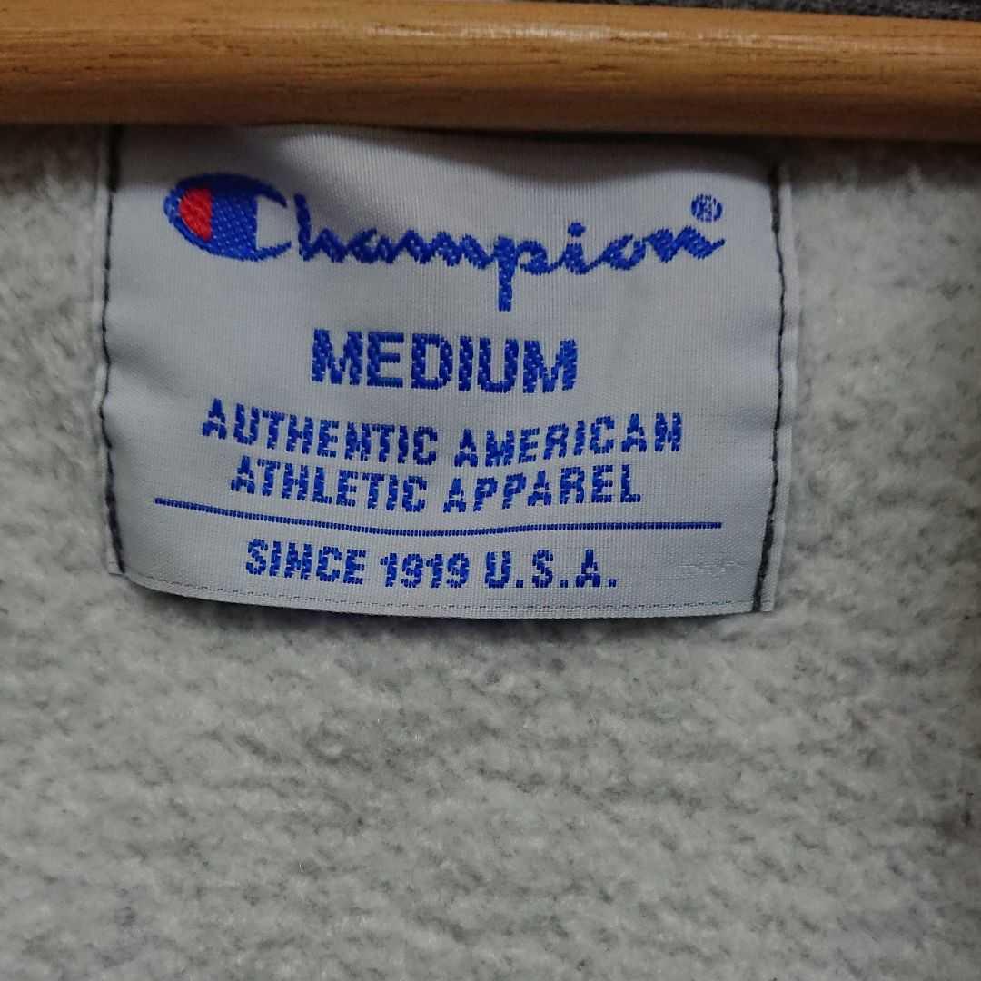 スウェットパーカー Champion ジップパーカー M チャンピオン レディース パーカー スエット トレーナー メンズ ビッグフード NIKE adidas