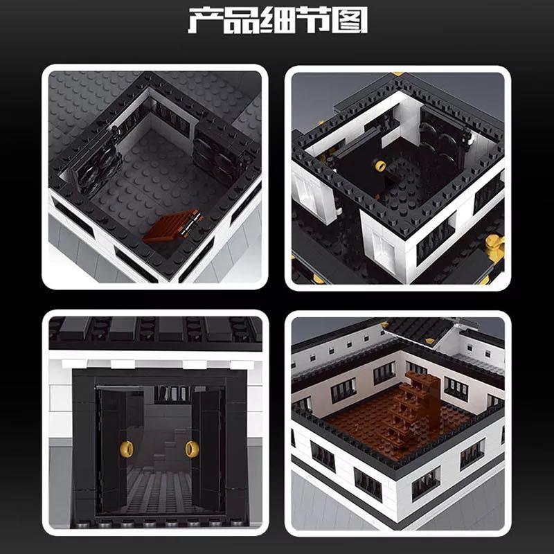 LEGO互換 姫路城_画像3