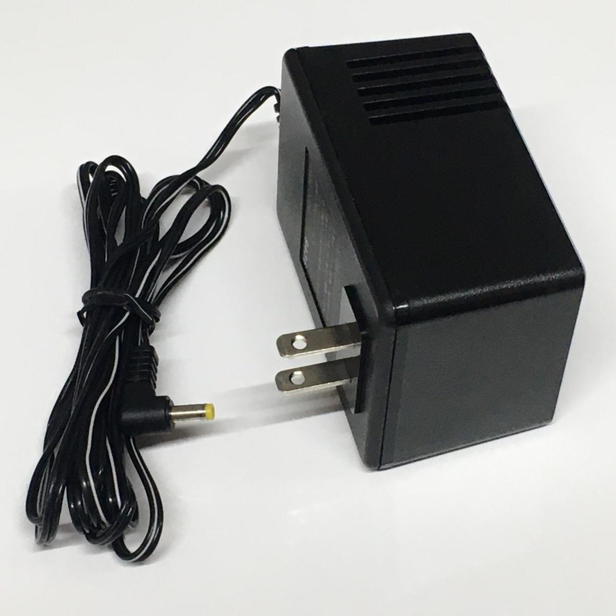 ■カシオ 液晶TV専用 ACアダプター AD-K600J DC6V 750mA /中古品 CASIO τ■_画像3