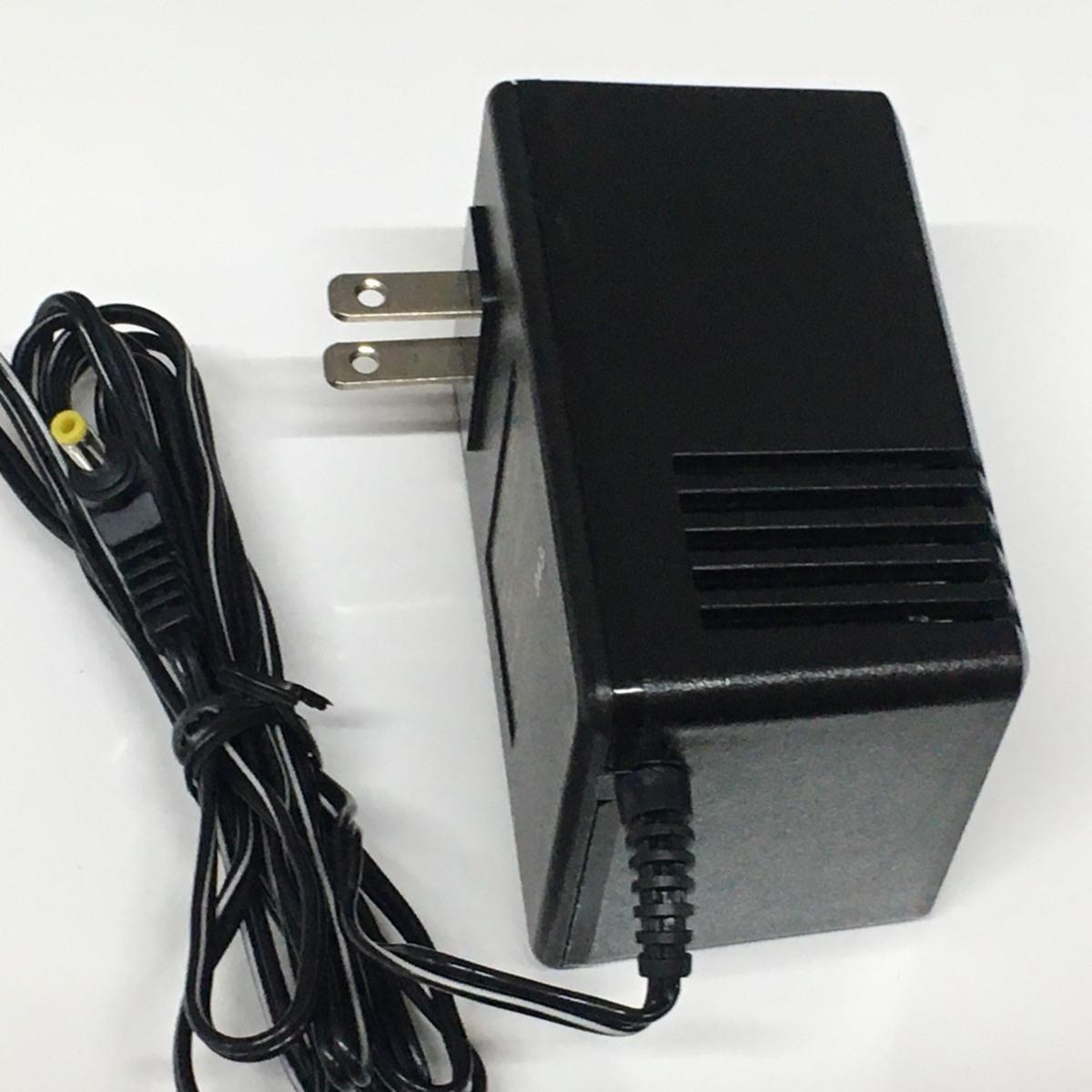 ■カシオ 液晶TV専用 ACアダプター AD-K600J DC6V 750mA /中古品 CASIO τ■_画像2