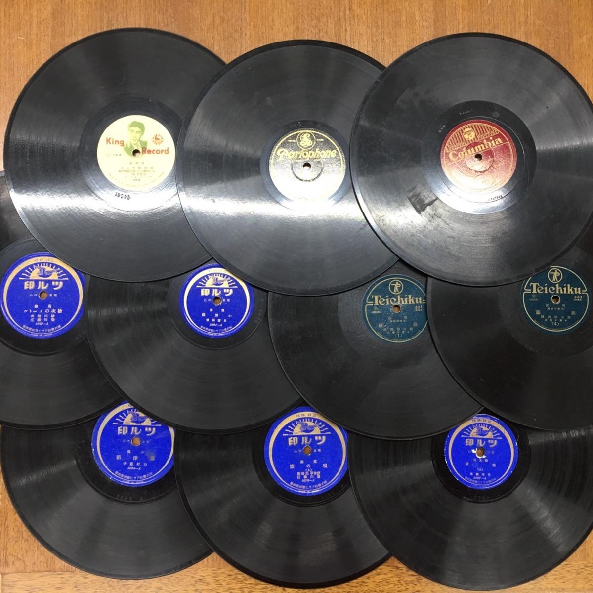 ■ジャンク SPレコード 色々混在30枚セット /中古品 Ж■_画像3
