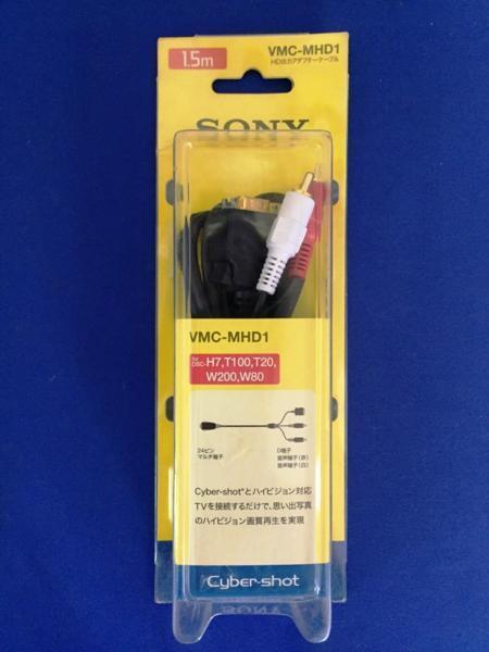 □SONY HD出力アダプターケーブル VMC-MHD1 †□_画像1