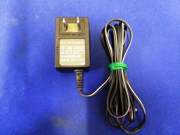 □西日本電信電話 ACアダプタ SI03 DC7.5V-100mA ≫□_画像1