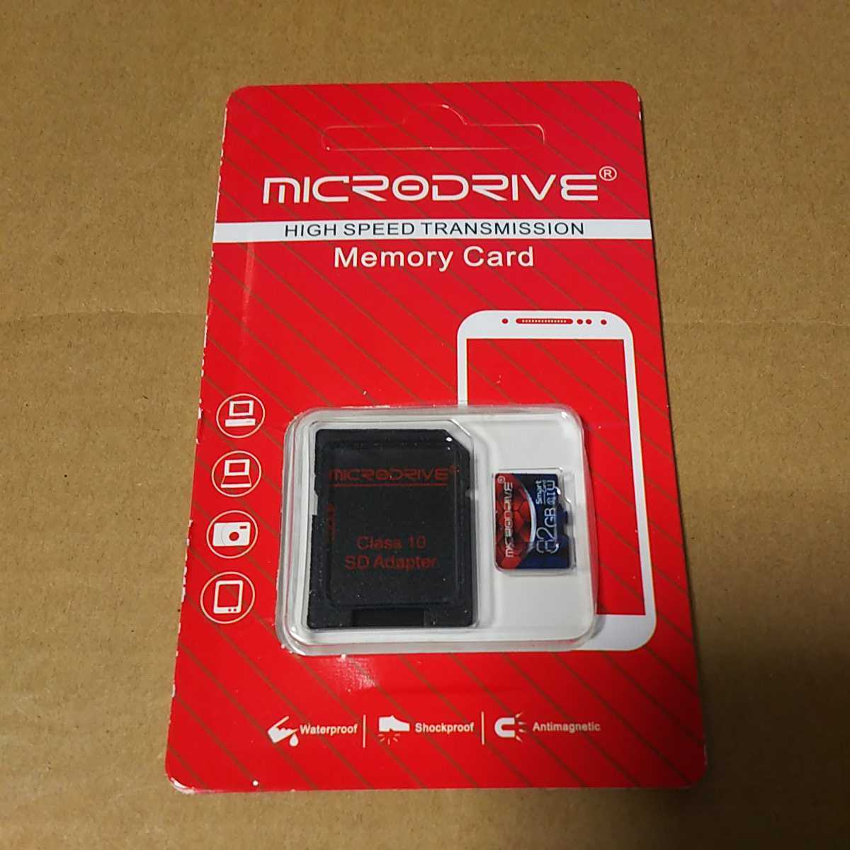 ◆マイクロSDカード 32GB 1枚 class10 UHS-I microSD SDHC _画像1