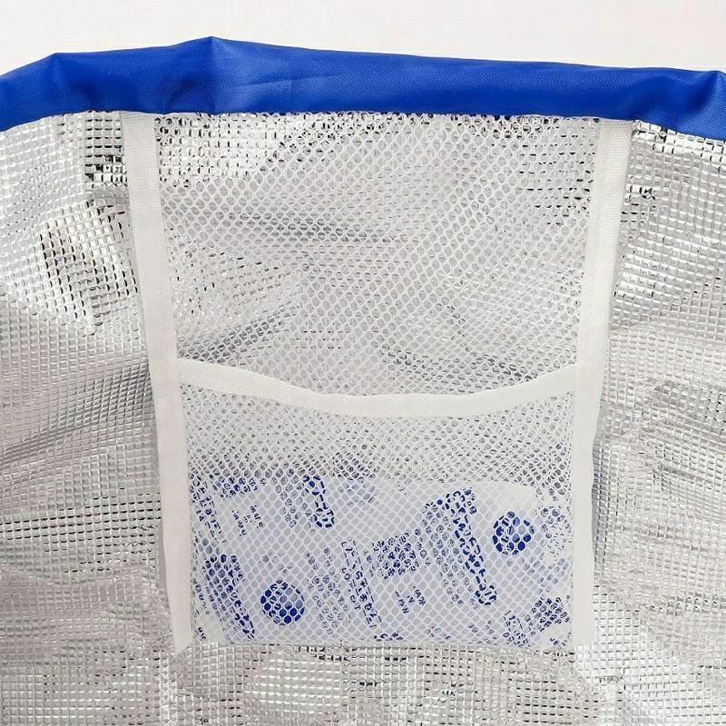 バッグ レジバッグ エコバッグ ムーミン 北欧 保冷 コンパクト 買い物かご