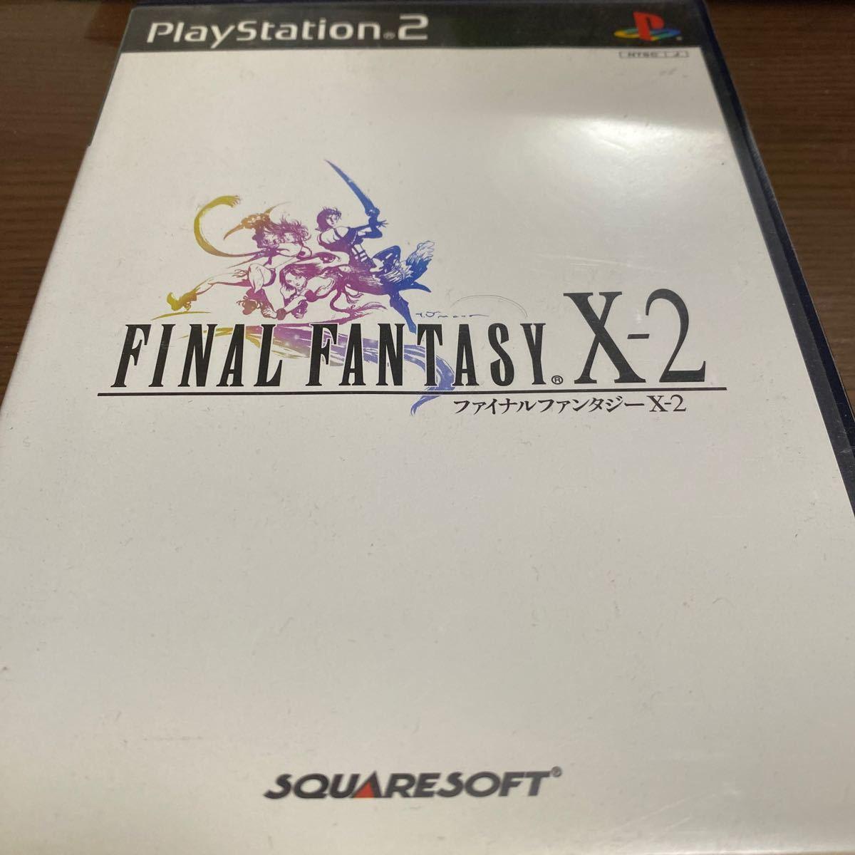 【PS2】 ファイナルファンタジーX-2