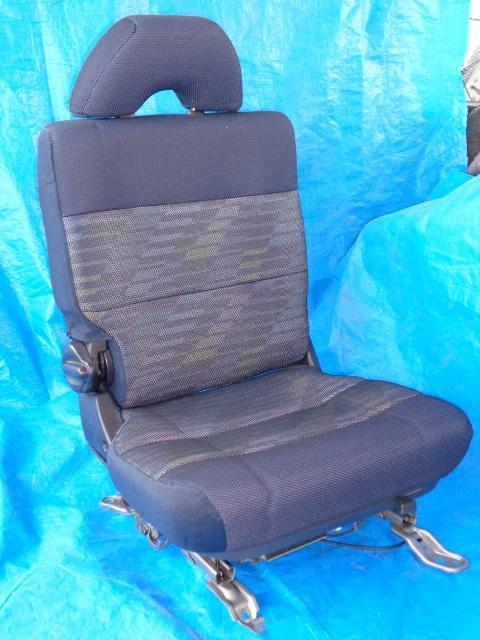 ★ダイハツ ムーブムーヴ L900S L902S 左右リアシート 後部座席シート【グレー系 FNS7】★_画像1