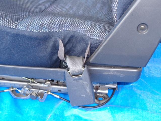 ★ダイハツ ムーブムーヴ L900S L902S 左右リアシート 後部座席シート【グレー系 FNS7】★_画像3