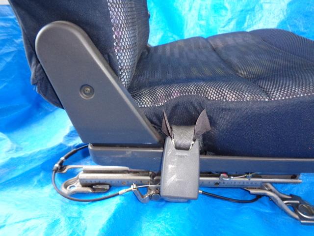 ★ダイハツ ムーブムーヴ L900S L902S 左右リアシート 後部座席シート【グレー系 FNS7】★_画像7