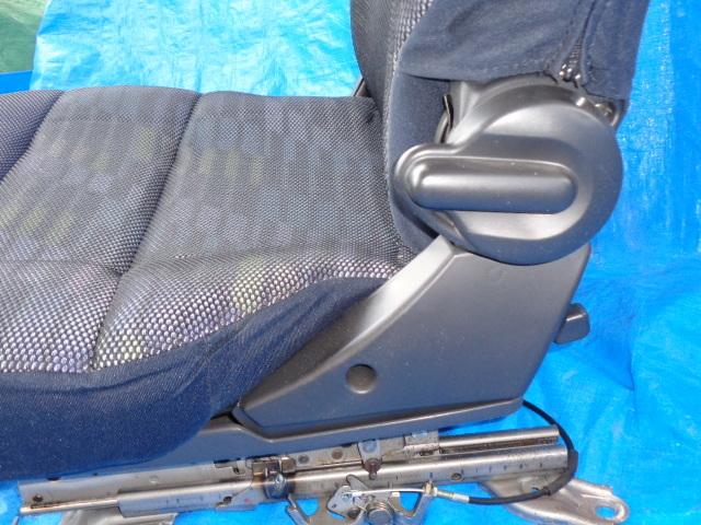 ★ダイハツ ムーブムーヴ L900S L902S 左右リアシート 後部座席シート【グレー系 FNS7】★_画像8