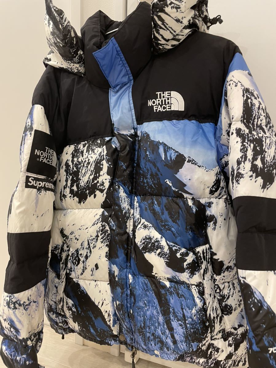 Supreme THE NORTH FACE 雪山