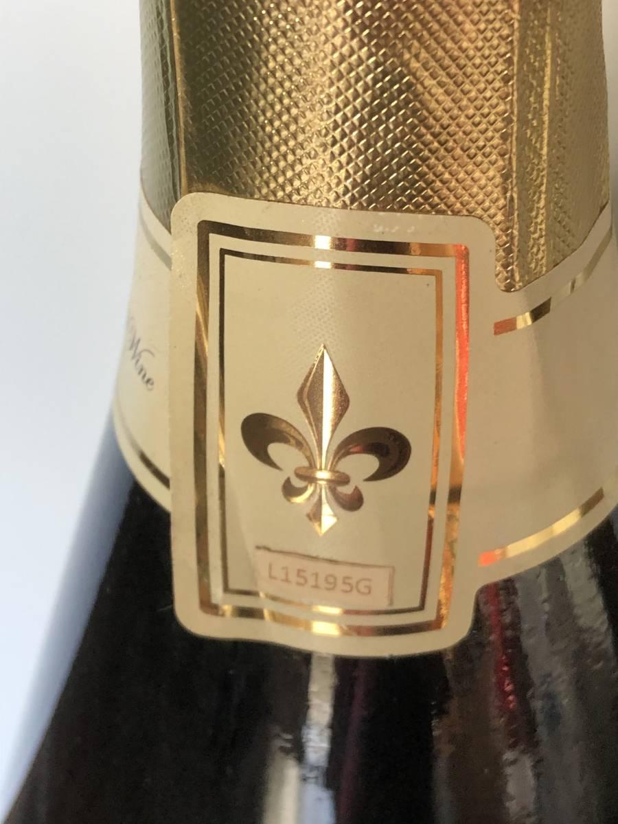 ヘンケル トロッケン HENKELL TROCKEW 3000ml スパークリングワイン 果実酒 11.5%_画像3