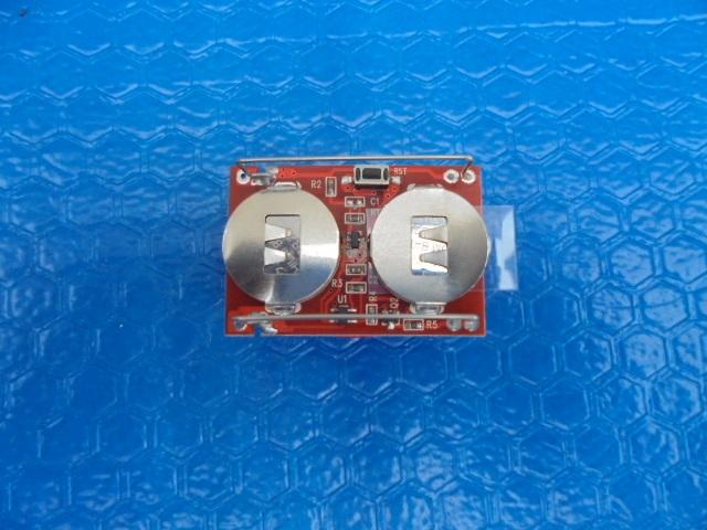 ユーシン 床下漏水検知器 みずもれ検太郎(簡易型漏水検知器ブザー)未使用品 置くだけ簡単設置タイプ 水漏れセンサー