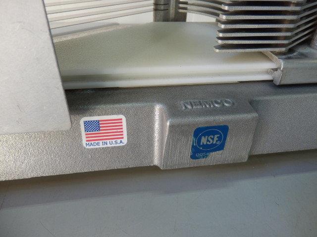O-183 NEMCO トマトスライサー モデル56600 厨房機器 フードスライサー_画像2