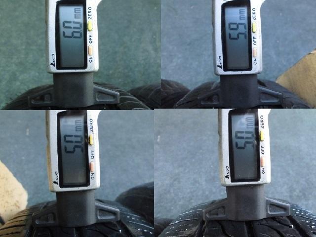 MONZA JAPAN R VERSION 4本セット 14インチ 155/65R14 溝有 ワゴンR ラパン スペーシア アルト デイズ ムーヴ タント キャンバス ウェイク_画像10