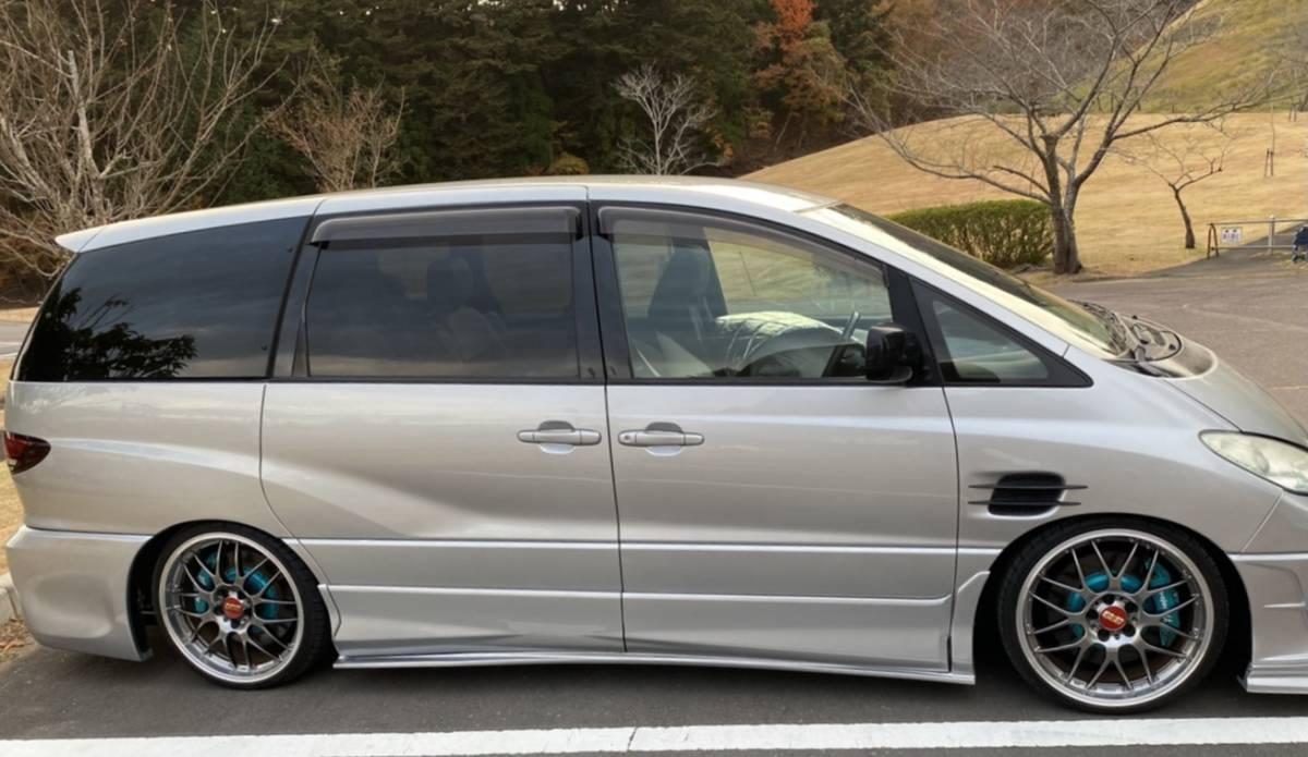 「トヨタ エスティマ3.0G 装備充実 カスタム多数 部品取り イベントカー 車検有り」の画像2