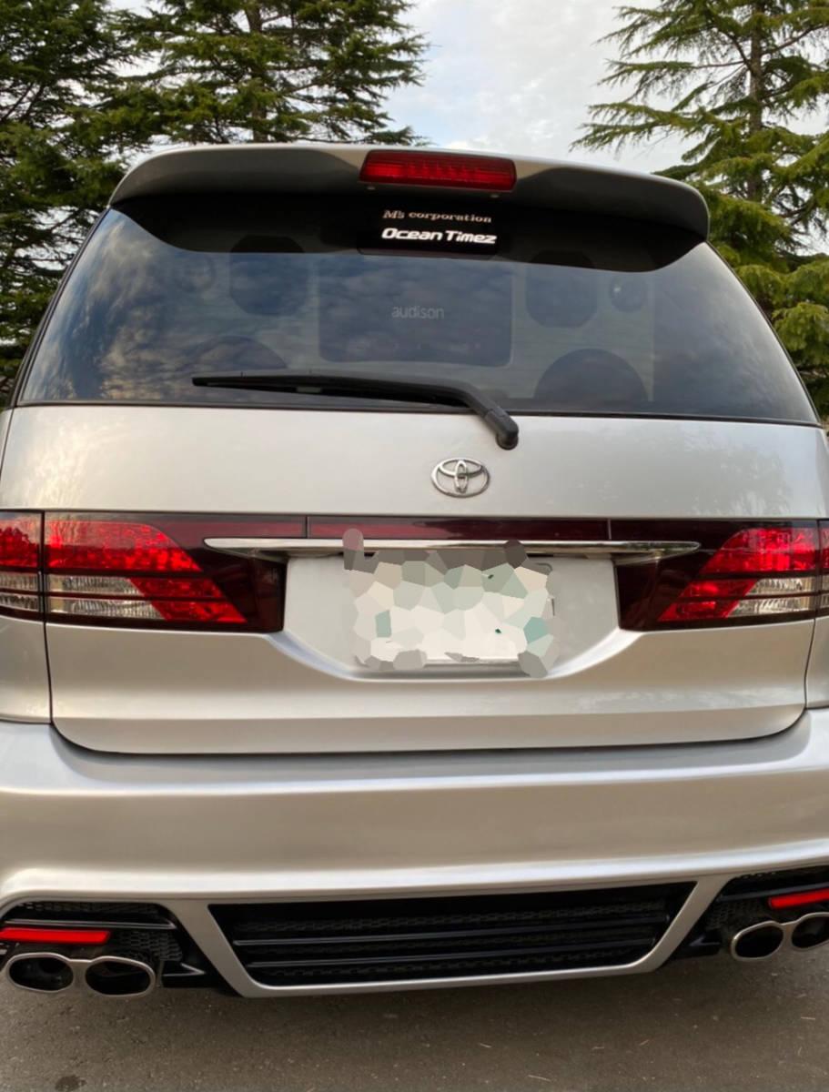 「トヨタ エスティマ3.0G 装備充実 カスタム多数 部品取り イベントカー 車検有り」の画像3